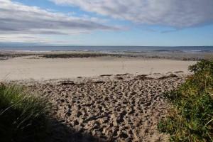 Entspannen am Strand von Ingonish