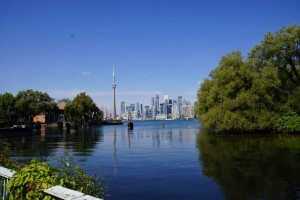 Reise von Toronto nach Montreal