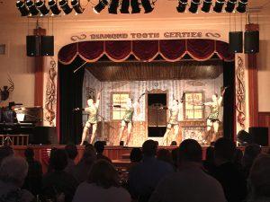 Dawson City Casino Show