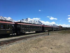 von Haines nach Skagway bei Yukon Alaska Rundreise