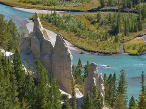 3 Wochen Westkanada - Banff NP - Hoodoos