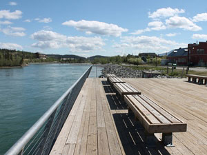 Kanada-Yukon-Rundreise-Yukon River