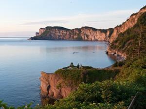 Tourisme du Québec - gaspésie