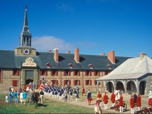 Nova Scotia Tourism - Cabot Trail - Fort Louisbourg
