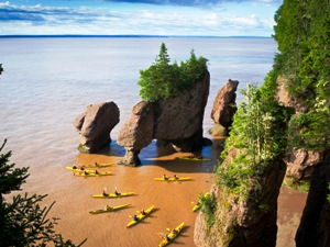 Courtesy of New Brunswick Tourism - Fundy Nationalpark