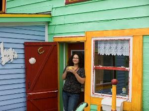 Newfoundland and Labrador Tourism - St. John´s bunte Häuser