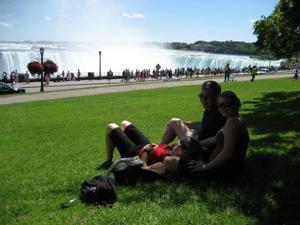 Niagarafälle-pause