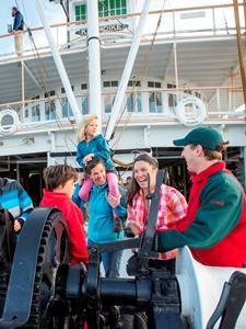 S.S. Klondike Copyright: Canadian Tourism Commission - Whitehorse