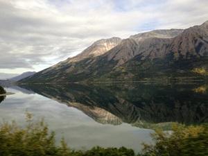 Von Haines Junction nach Haines bei Yukon Alaska Rundreise