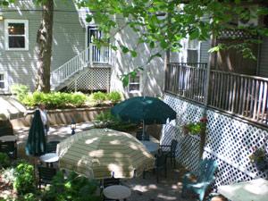 Halifax Unterkunft mit Garten Kanada