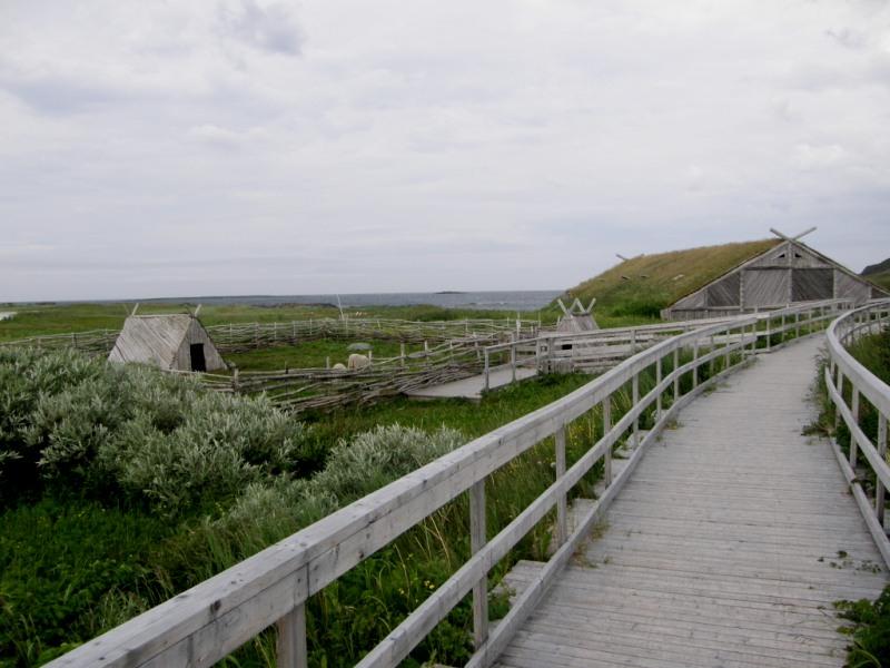 St. Anthony - L'Anse aux Meadows