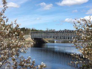 Brücke bei Yarmouth