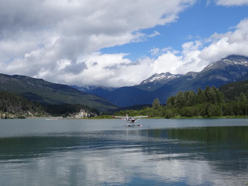Squamish Bergsee