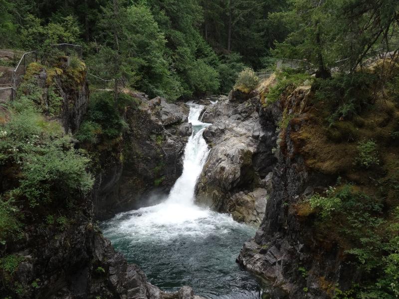 Wasserfall Squamish