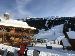 Ski-Resort Kanada Winterurlaub Lake Louise