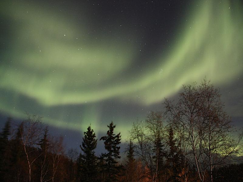 Winterurlaub Kanada - Nordlichter erleben