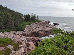 Nova Scotia Kueste