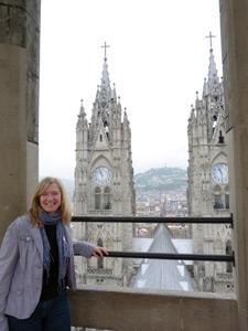 Basilika in Quito
