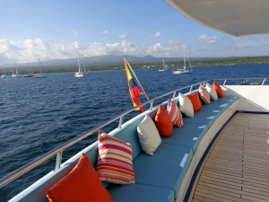 Galapagos Kreuzfahrt Schiff