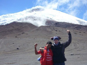 Naturparadies Anden und Cotopaxi