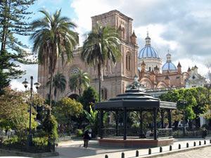 Koloniale Stadt Cuenca