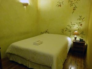 Zimmer im Komforthotel in Cuenca