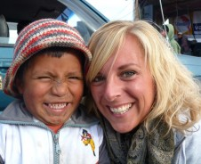 Zu Besuch bei den Indios in Guamote