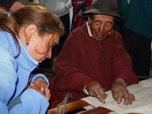 Ecuador Urlaub Guamote Indiodörfer