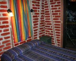 Bett in Lodge