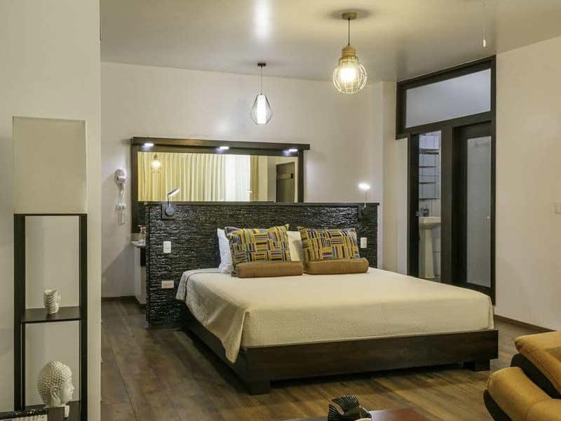 Zimmer auf Santa Cruz