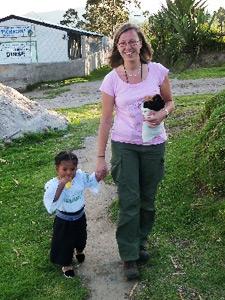 Kontakt mit einheimischen beim Homestay