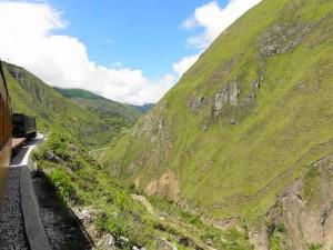 Alausi bei Ecuador Highlights Reise