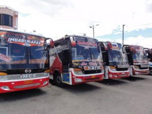 Ecuadors Highlights per Bus entdecken