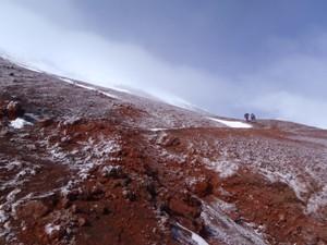 Wandern am Cotopaxi