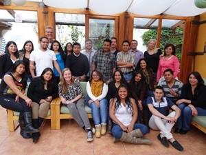 lokaler Partner vor Ort in Ecuador