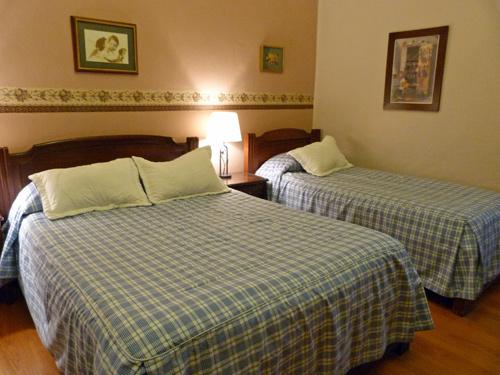 Gemütliches Dreibettzimmer in Cuenca
