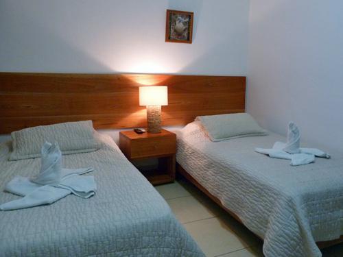 Zweibettzimmer auf Galapagos