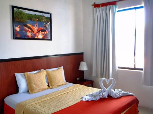 Doppelzimmer auf der Insel Isabela