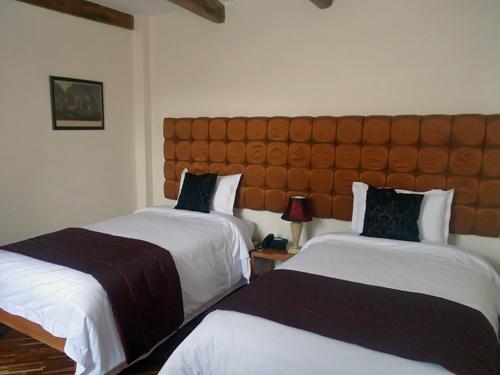 Komfortables zwei Personen Zimmer in Quito