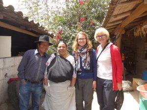 Kunden mit Musikinstrumenteherstellern in den Anden