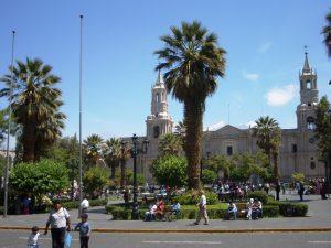 Unterwegs in Arequipa