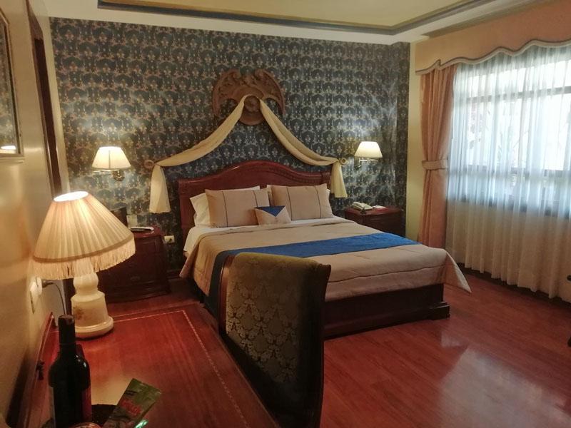 Zimmer Cuenca