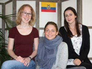 Das Ecuador Team der erlebe-fernreisen GmbH
