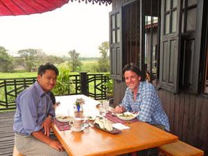 individuele rondreis Myanmar: trekking