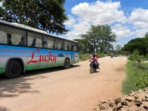 individuele rondreis Myanmar: Bagan