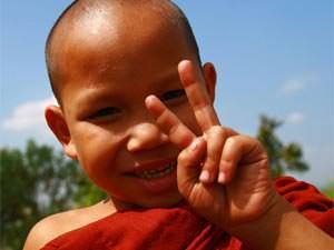 einde individuele rondreis Myanmar