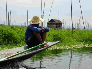 beste reistijd Myanmar Inle Lake