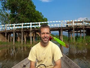 Birma rondreizen: Inle Lake