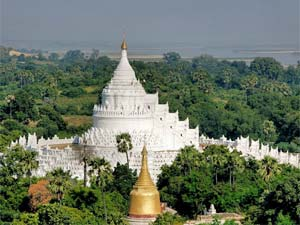 excursie Mingun pagode