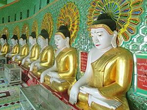 Verblijf Mandalay - bezoek de Koningssteden